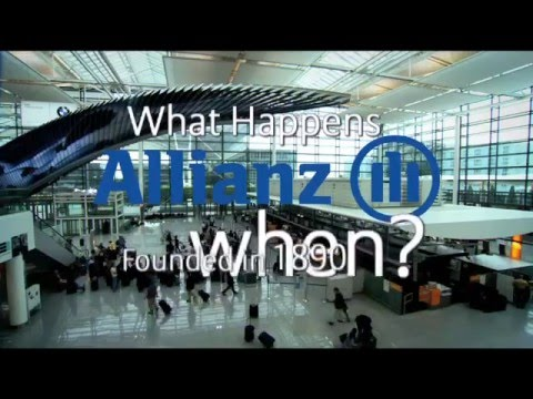 Allianz Worldwide Care- Corporate Video
