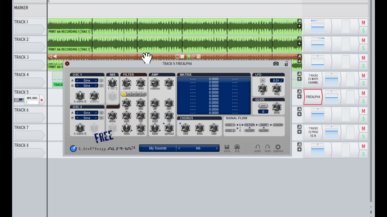 best free synth vst , vsti Alpha 3 40 new Presets