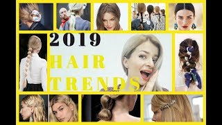 2019 Top Hair Trends   Awesome Hairstyles  ✔