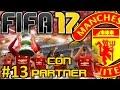 FIFA 17 Manchester United Modo Carrera 13 CAMPEONES Y EMPIEZA LA NUEVA TEMPORADA CON PARTNER mp3