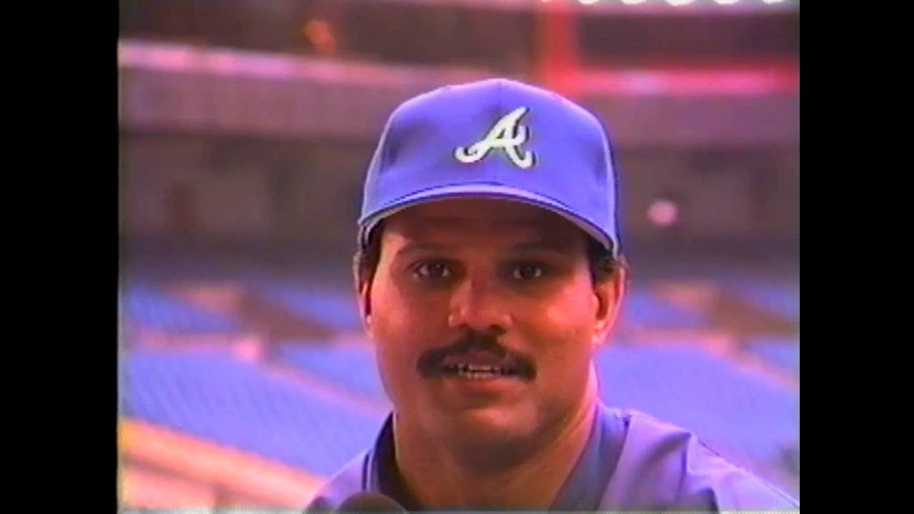 Braves - Chris Chambliss - 1985