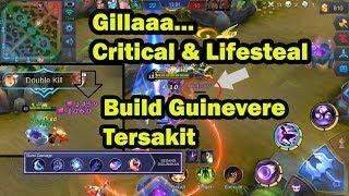 GILA !!! Ini Build Guinevere Tersakit GEAR GUINEVERE TERBAIK