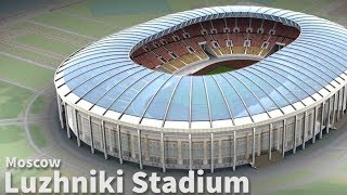 World Cup 2018: Things you should know about Moscow's Luzhniki Stadium