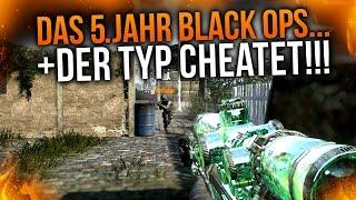DAS 5. JAHR BLACK OPS... + DER CHEATET!!! | TwoEpicBuddies