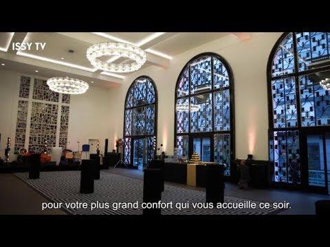 Inauguration du Palais des Arts et des Congrès Charles Aznavour