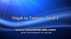 Niqab in Tunisia – level 1