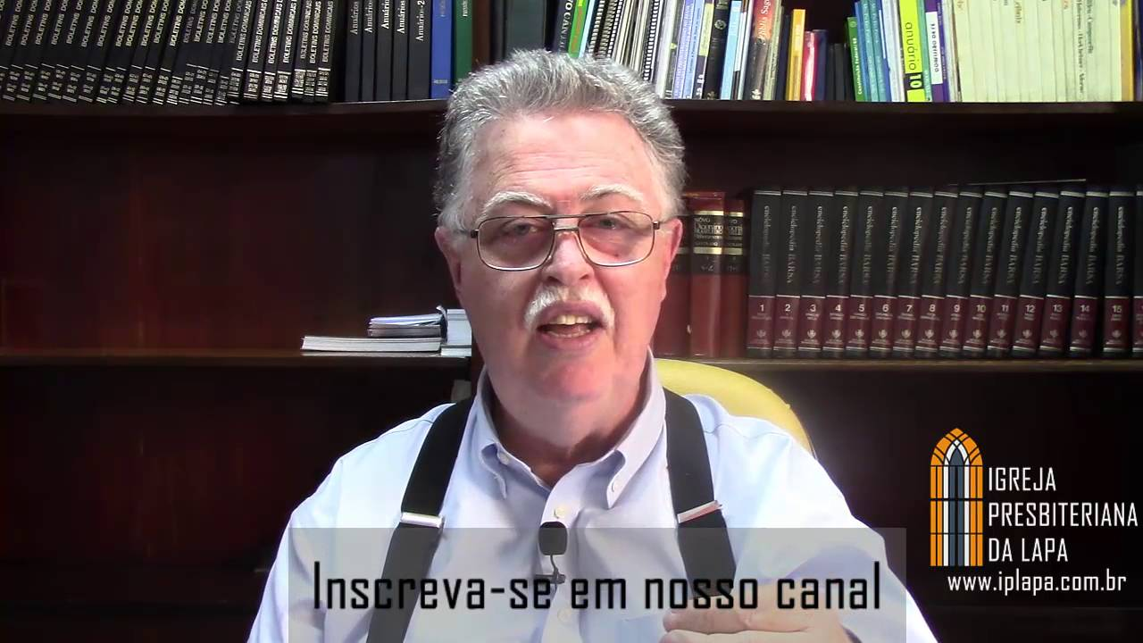 Fome da Palavra - Como ser Crente - Rev. George A. Canelhas.
