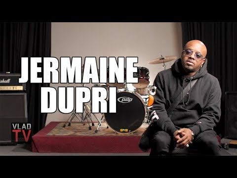 Jermaine Dupri on Miss Mulatto Not Signing w/ Him: She was Already Signed (Part 8)