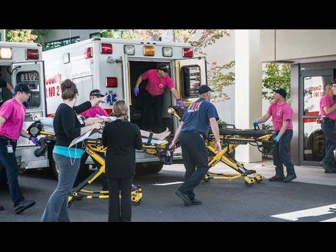 Mass Shooting At Umpqua Community College In Oregon