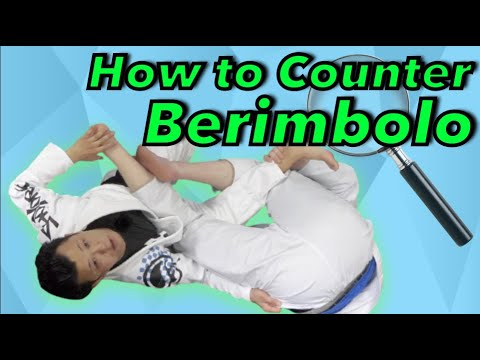 How to Counter Berimbolo: Sneaky Footcok and Taking the Back |  4K