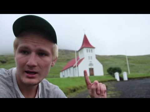 Sleeping in an Icelandic Church. Iceland Part 3