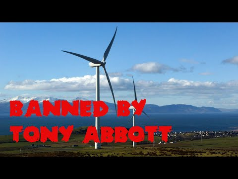 Tony Abbott wind farms & coal