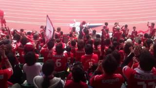 20130414長崎vs熊本 試合前チャント