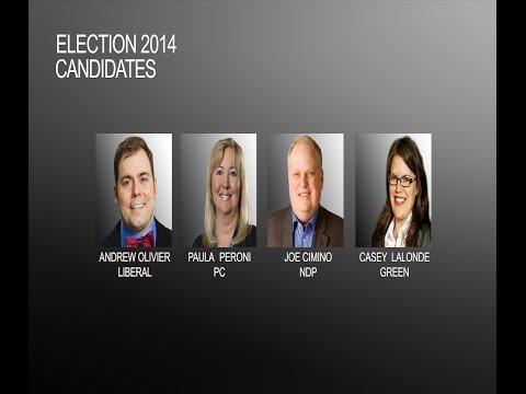 Sudbury: A 2014 Ontario Election Riding Profile