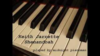 Shenandoah  (Keith Jarrett Transcription)
