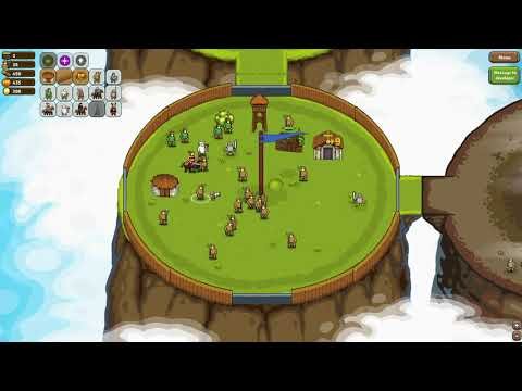 Circle Empires Rivals Forces of Nature Gameplay (PC Game) |