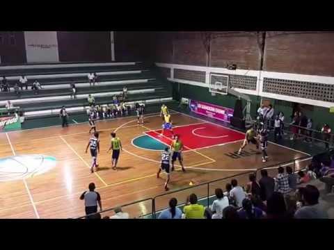 GNS Ecuador tour game 1 in Milagro