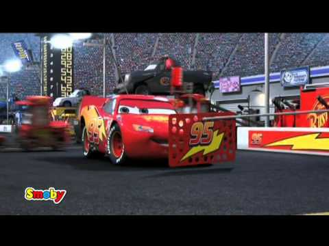 Smoby_Cars_Werkbank_023205_2010.mpg - YouTube