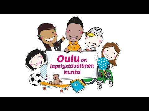 Lapsiystävällinen Oulu 2018