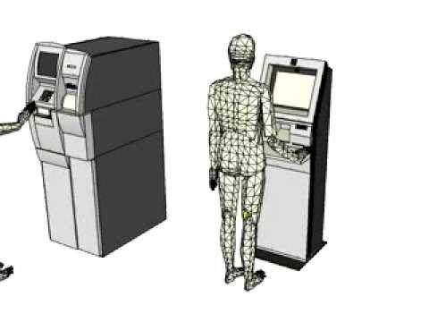 check deposit machine