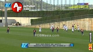 FCB Juvenil B 6 - 3 Nástic | FCBMasia.com