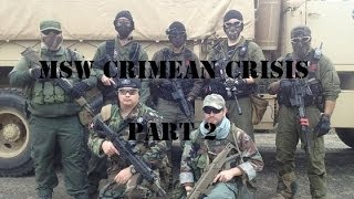 MilSim West Crimean Crisis Day 2 - Skeleton Crew Airsoft