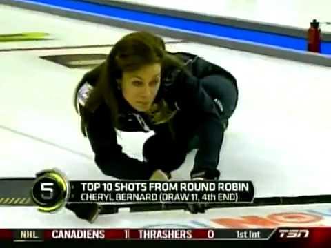Top 10 Curling Shots - Roar of the Rings