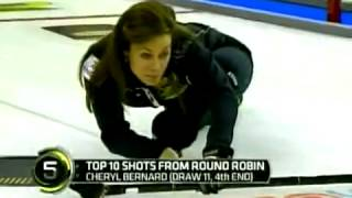 Top 10 Curling Shots - Roar of the Rings