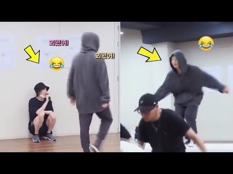 SUGA Was Teased By BTS
