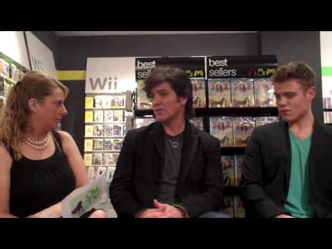 OptiMomTV's Flicka 2  with Michael Damian & Reilly Dolman