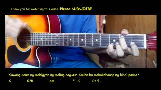 Sugarol Guitar chords