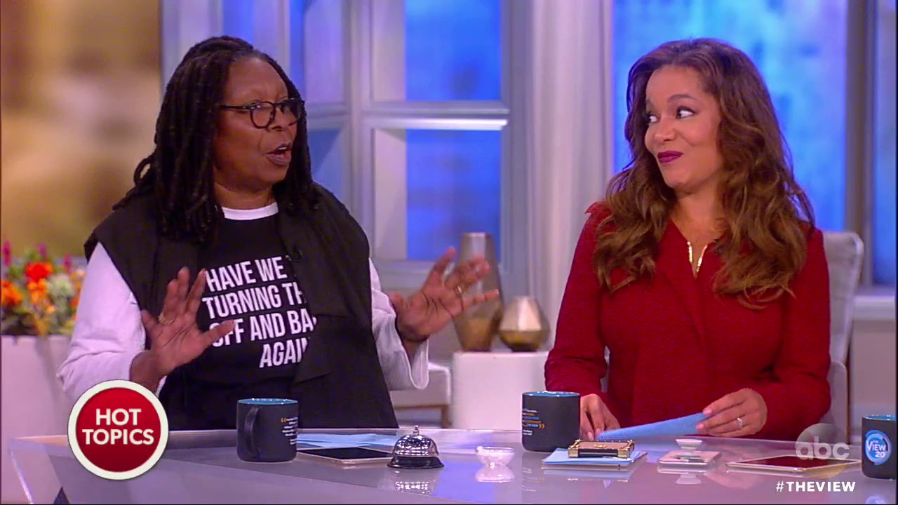 'The View' Co-Hosts Discuss Unexpected Benefits Of ...