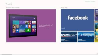 Windows 8.1 Installation - Update/Upgrade