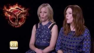 The Hunger Games Cast Try To Whistle Mockingjay Call
