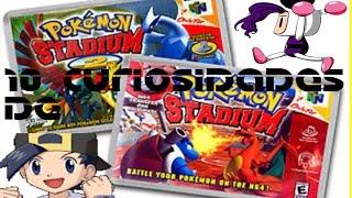 10 curiosidades de pokemon stadium 1 y 2
