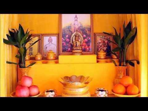 家中设有佛台更容易得到观世音菩萨的保佑 ~ 心灵法门