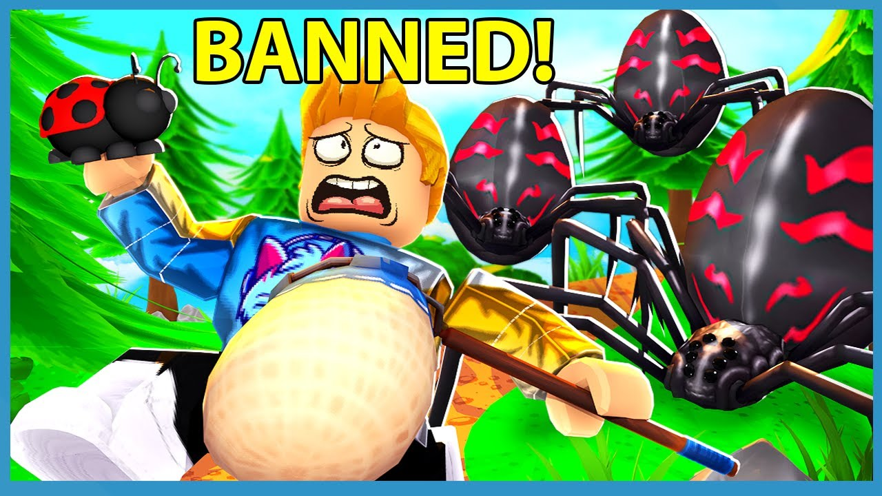 My Account Was BANNED In Roblox BugOut Simulator!!