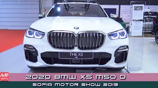 2020 BMW X5 M50d - Exterior And Interior - Sofia Motor Show 2019