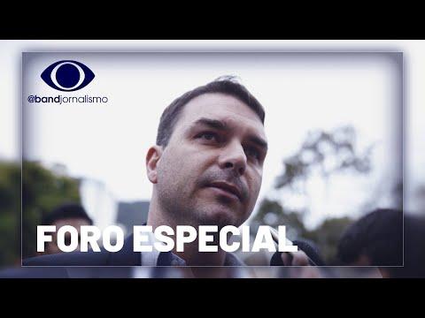 MP entra com recurso contra foro especial a Flávio Bolsonaro from YouTube · Duration:  1 minutes 41 seconds