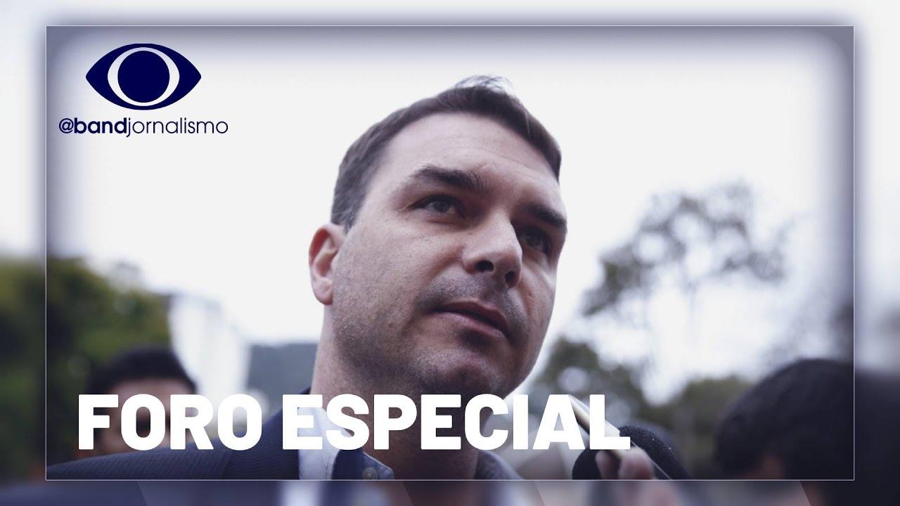 Justiça do Rio concede foro especial a Flávio Bolsonaro