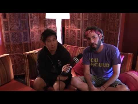UTG TV: RX Bandits Inside The Green Room: Interview