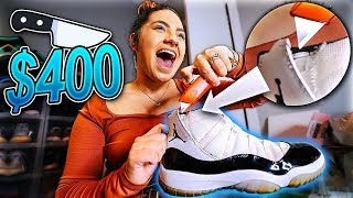 Destroying My Husbands Jordans and Surprising Him With New Ones!!