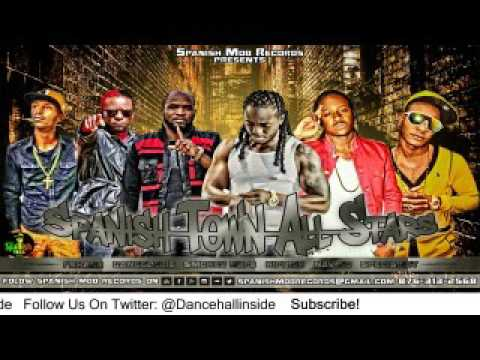 Kiprich Ft Various Artists  - Spanish Town All Stars (Explicit) - 2015 mp3