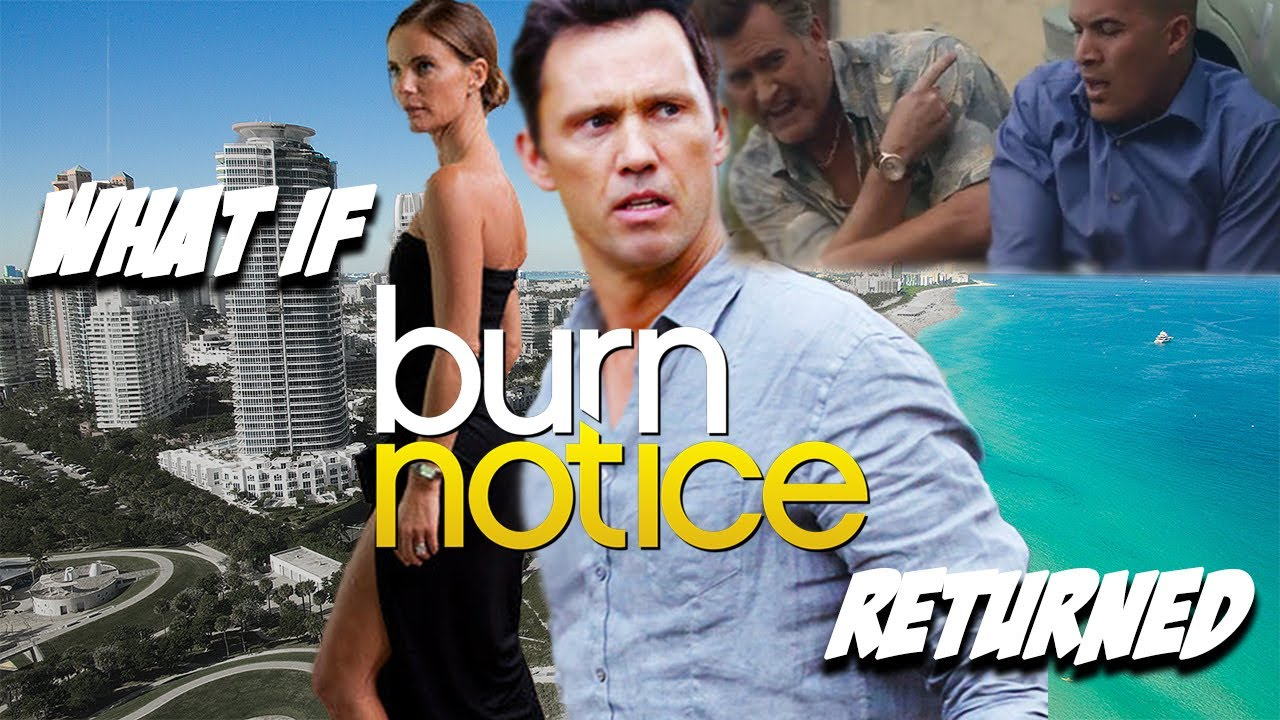 Download WHAT IF Burn Notice Returned!