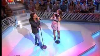 Vanessa Silva & David Antunes - És o meu final feliz (Você na TV - TVI)