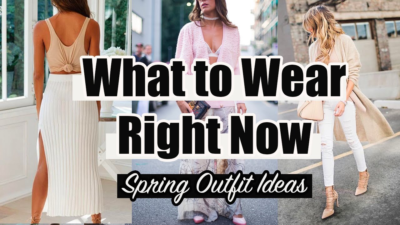 Outfit Ideas for Spring and Summer 2021 *Wear this right now!* Casual Outfit Ideas