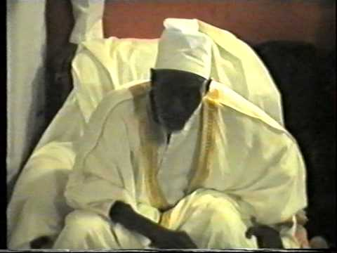 Sheikh  Maikano Jallo  speak about  Maulid with the Ghana Government part 1