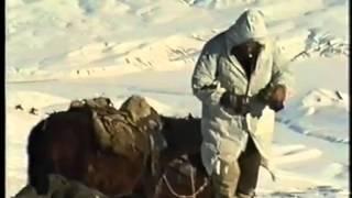Marco Polo hunt in Kyrgyzstan. Охота в Киргизии. Ноябрь 2000 года.