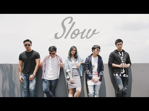 Young Lex & Gamal - Slow (Acoustic Dance Version cover by eclat ft Christian Ama & Hosea Sutrisno)