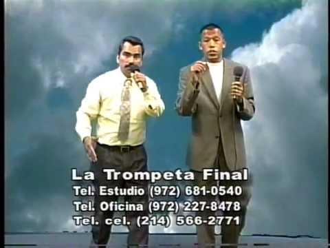 La Trompeta Final Jesus Viene En Las Nubes Mch 009 Youtube